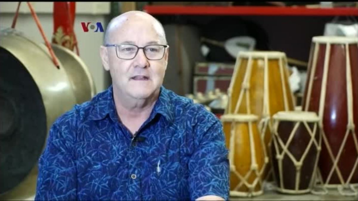 Henry Spiller, Profesor Gamelan Sunda di Universitas California, AS